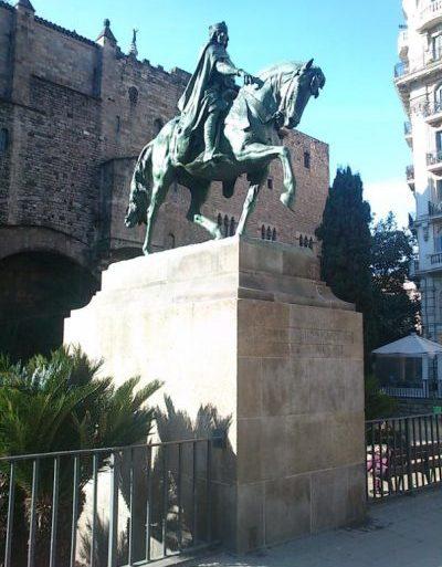 Monument Ramon Berenguer III