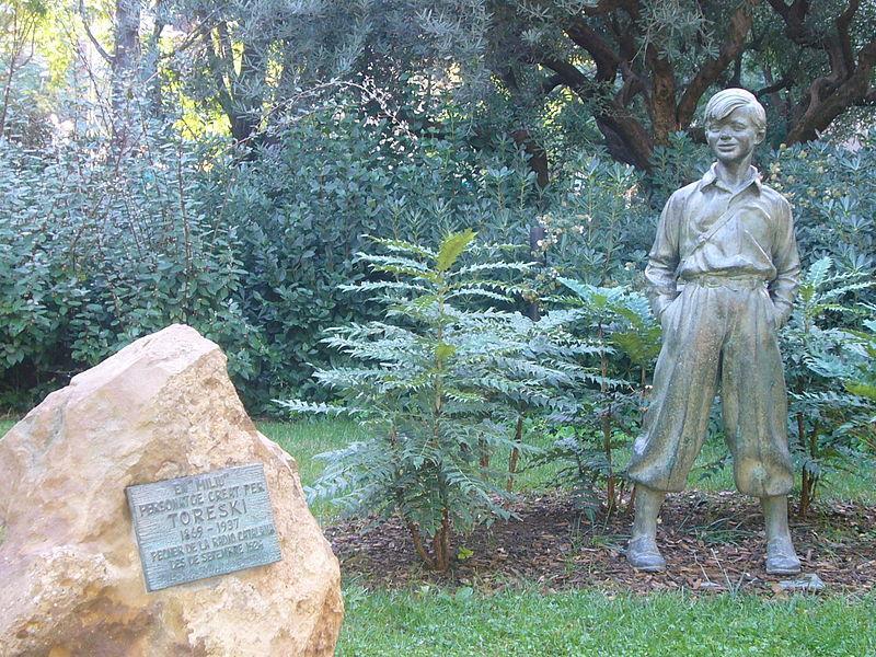 Monument a Miliu de Toresky