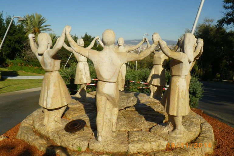 Monument a la Sardana
