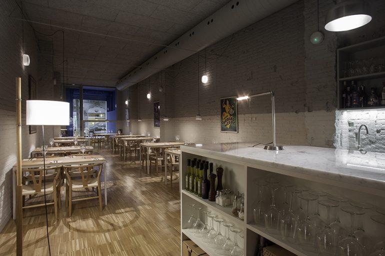Restaurant Gat Blau