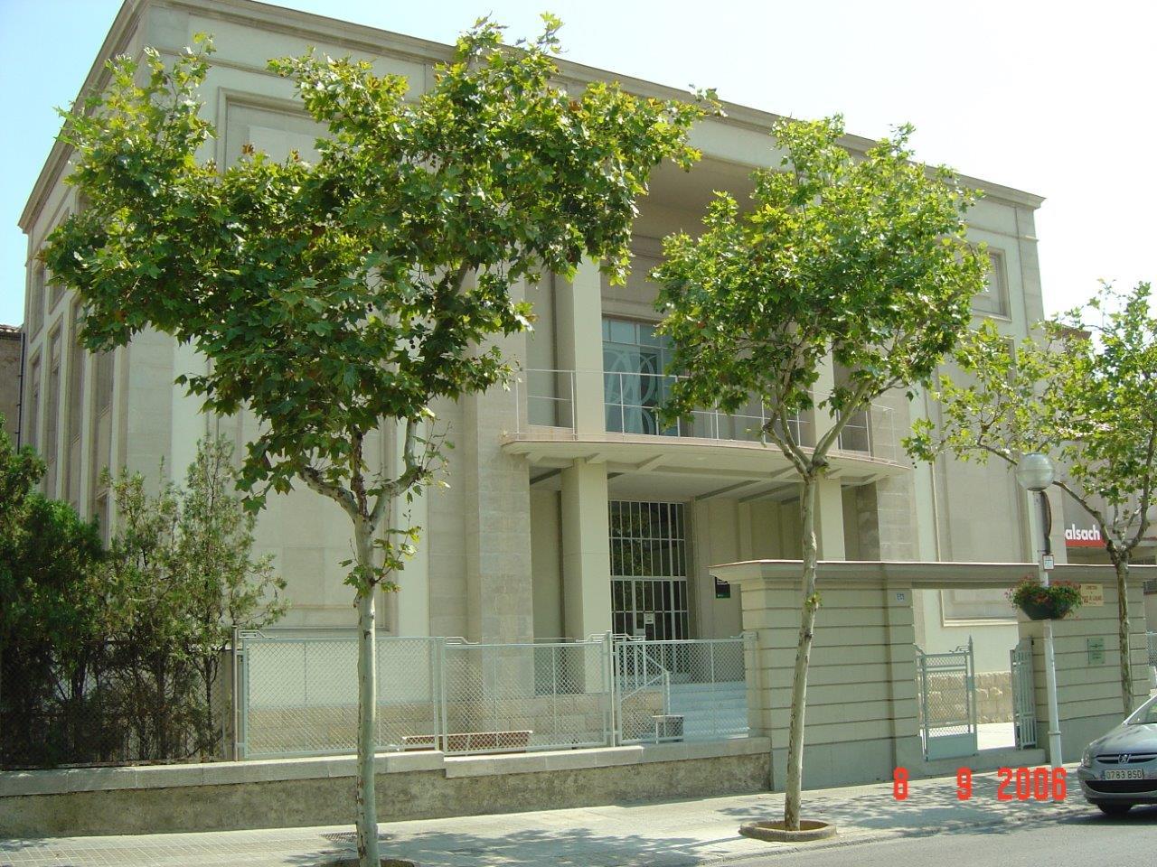 Centre Cívic de la Creu Alta-Cal Balsach